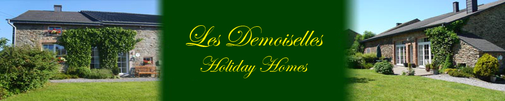 Les Demoiselles Holiday Homes